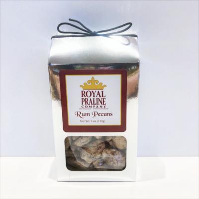 Royal Praline Company Rum Pecans