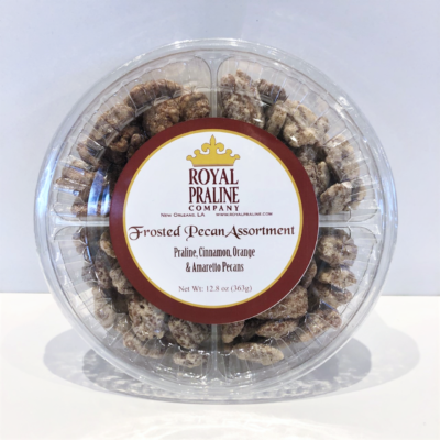 frosted pecan assortment