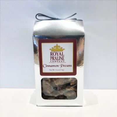 Royal Praline Company Cinnamon Pecans