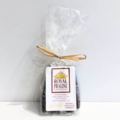 Royal Praline Sea Salt Chocolate Caramels