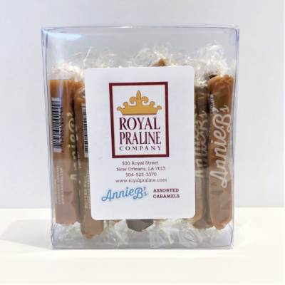 Assorted Caramels royal Praline Company