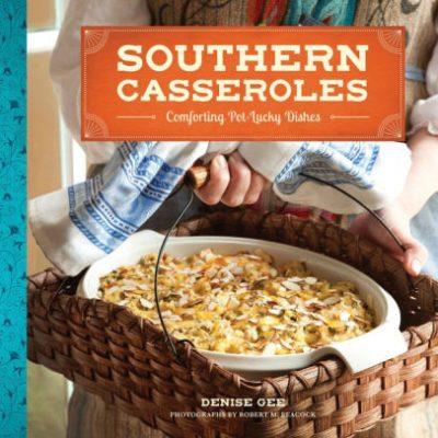 southern casseroles cookbook