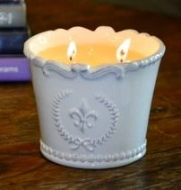 Bourbon Royalty Candle