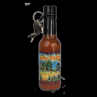 Gator Sizzlin' Hot Sauce